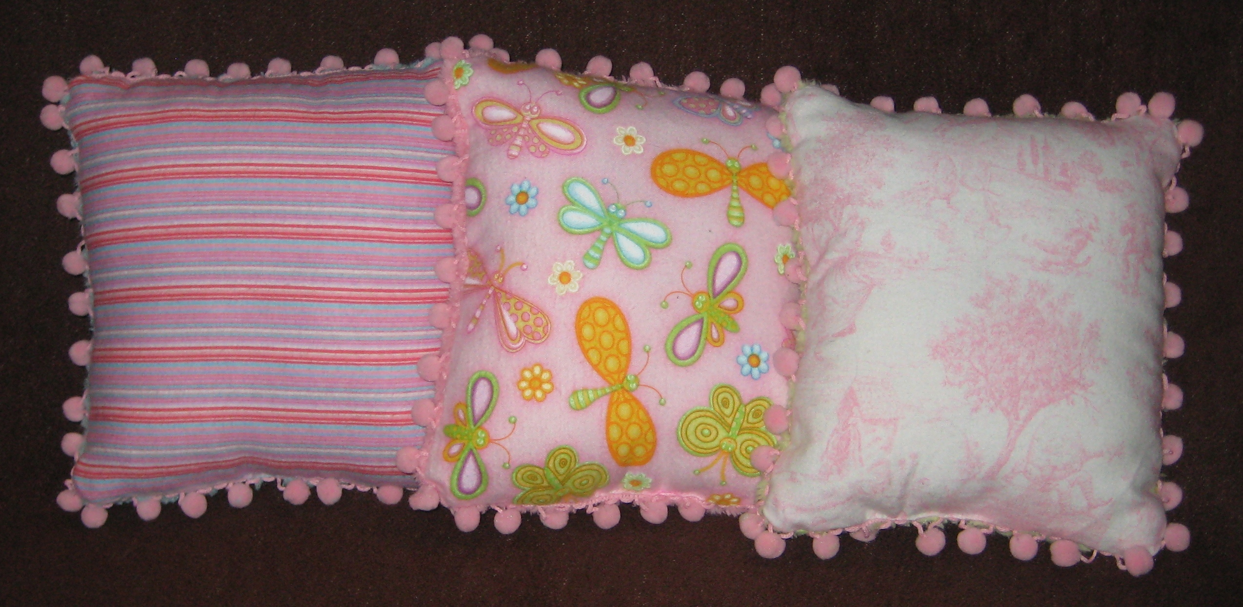 Our Hugs Custom Tooth Fairy Pillows